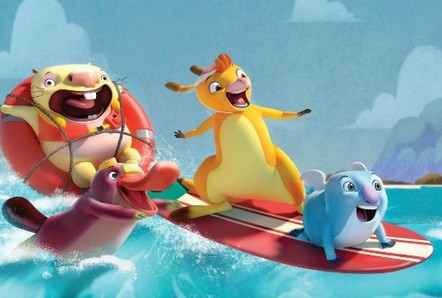 Two new kids series for ABC –