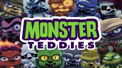 Monster Teddies