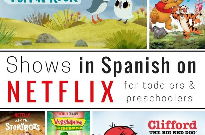 The Best Shows in Spanish on Netflix for Kids and Families